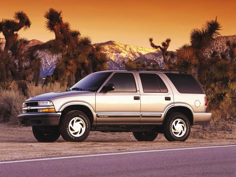 1997 chevrolet blazer suv specifications pictures prices rh cars specs com 1997 chevrolet blazer service manual 1997 chevy blazer repair manual free