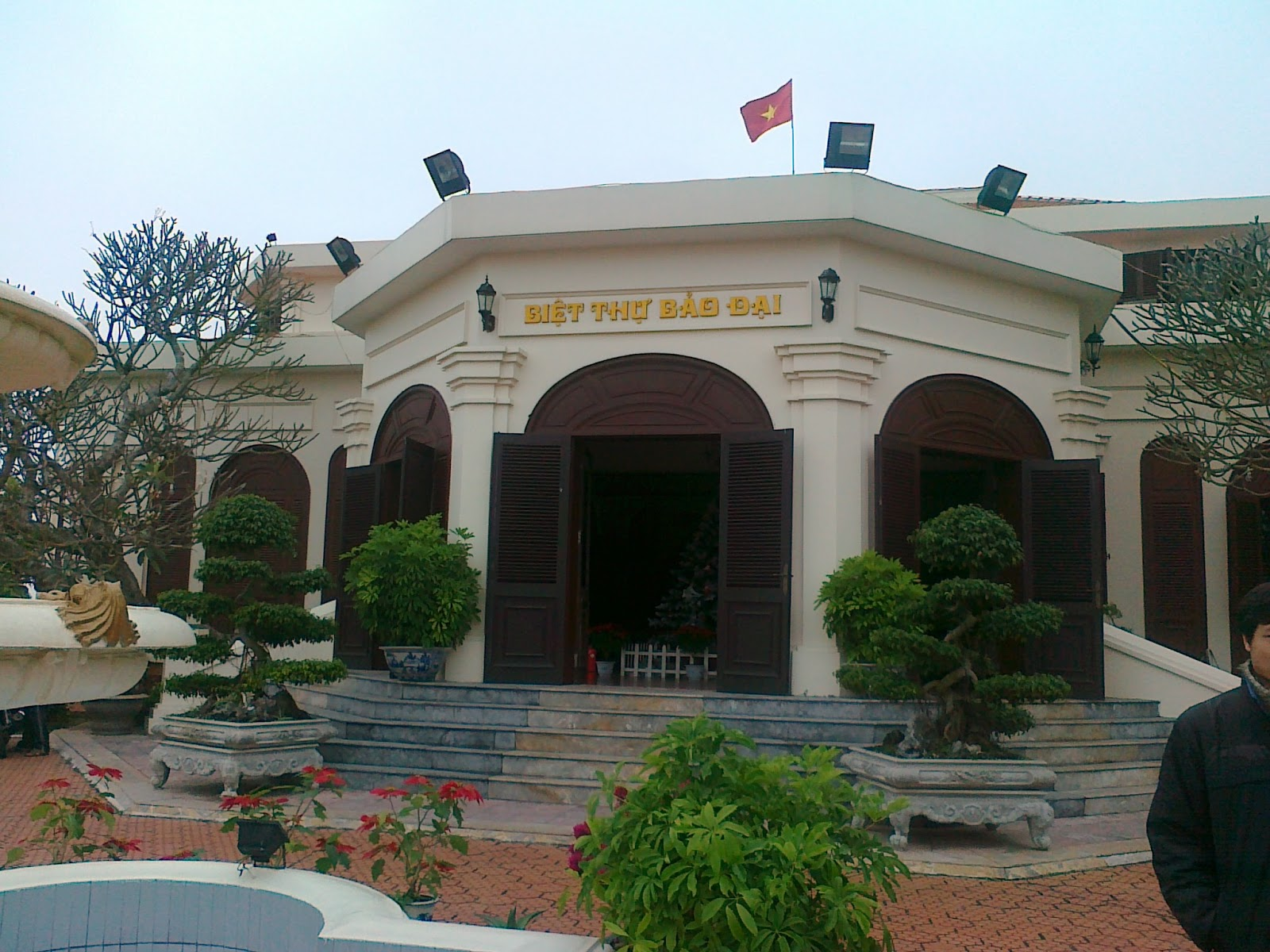Biệt thự Bảo Đại ở Đồ Sơn