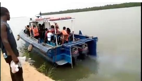 HOW NATIONAL INLAND WATERWAYS AUTHORITY ( NIWA) STORM BURUTU PORTS FOR INSPECTION —Peter Ziakegha