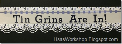Scrapbook Border for Braces - lisasworkshop.blogspot.com