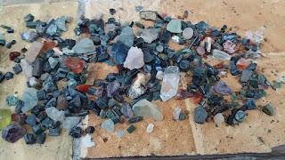 pedras preciosas de Minas Gerais