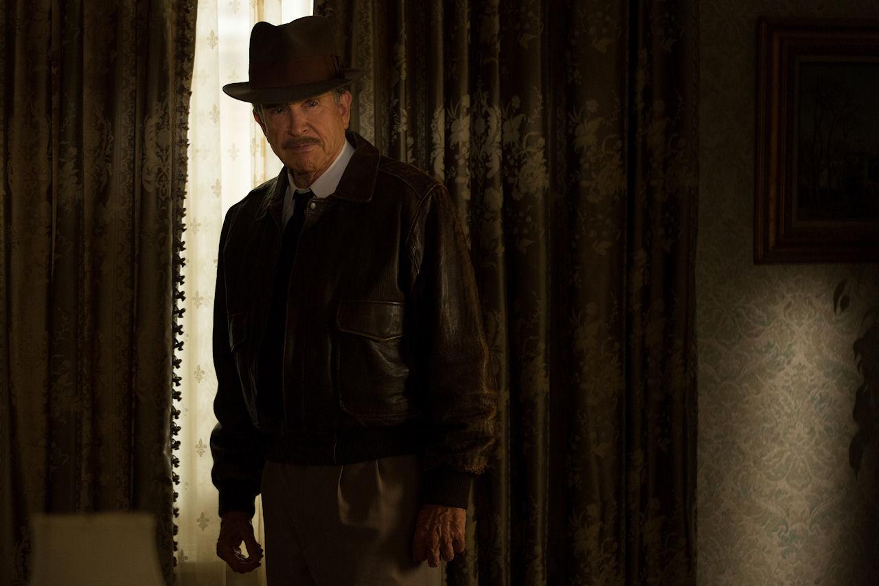 Warren Beatty stars as Howard Hughes in RULES DON'T APPLY. (Photo Credit: Francois Duhamel / 20th Century Fox)
