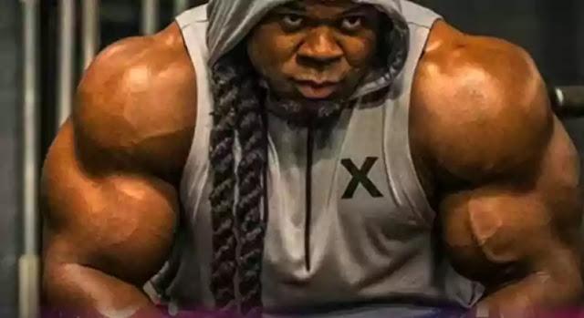 bodybuilder Kai Greene