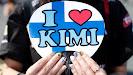 I love Kimi Raikkonen.