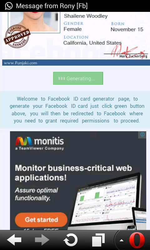 How to create a Facebook ID card | Ft Web BD