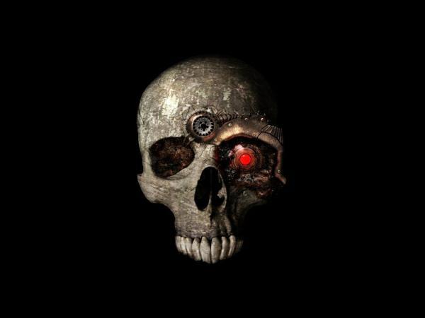 Skull With Red Eye, Demons 2