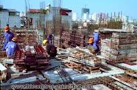 Lắp dựng và tháo dở cốppha trong xây nhà ở dân dụng - thi công trang trí nội thất