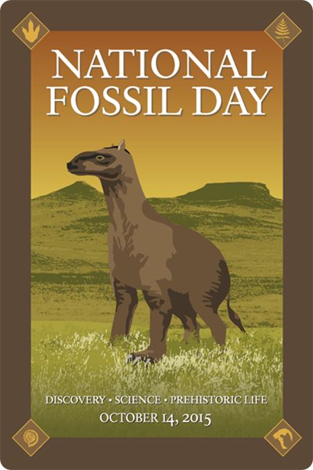 national fossil day