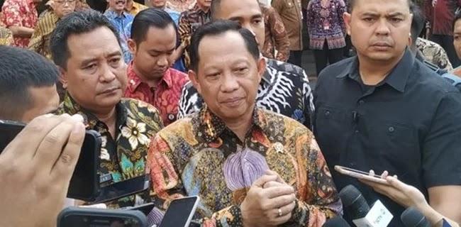 Tito Karnavian Terganggu Namanya Diseret ke Pilpres 2024