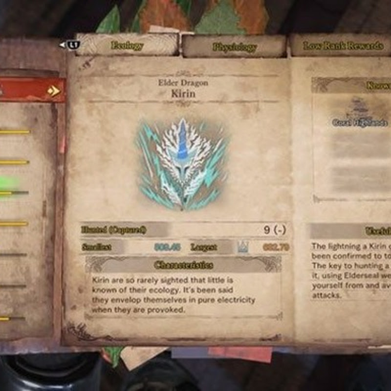 Monster Hunter: World – So besiegen Sie Tempered Kirin (Guide)