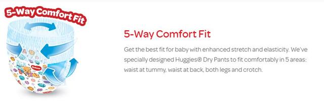 HUGGIES DRY PANTS (4)