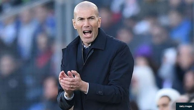 Zidane Backs Real Madrid To Adapt To New Champions League Format