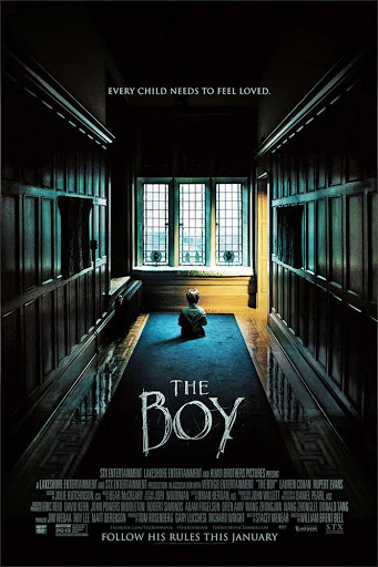 The Boy - Cậu bé ma ám