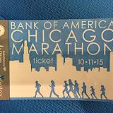 38º Chicago Marathon (11-Octubre-2015)
