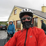 Cold, rainy and windy on the Aran Islands