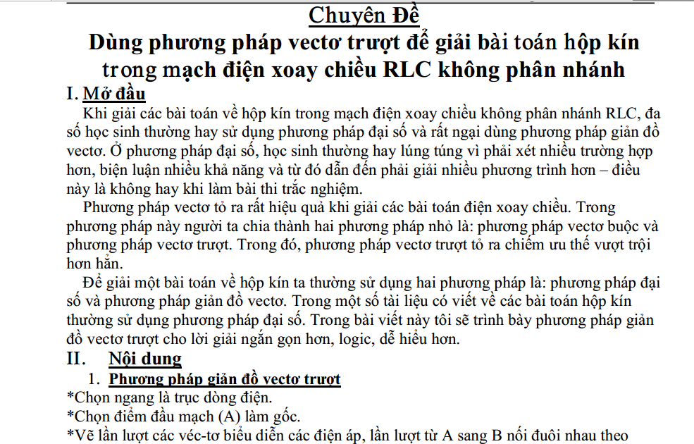dien xoay chieu