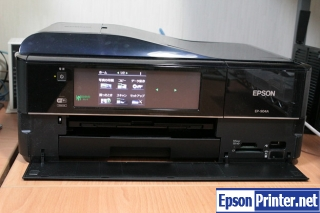How to reset Epson EP-904A printer