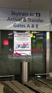Skytrain Gate