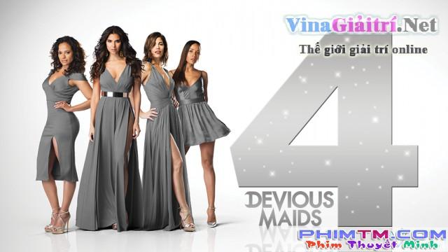 Xem Phim Những Cô Hầu Gái Kiểu Mỹ 4 - Devious Maids Season 4 - phimtm.com - Ảnh 1