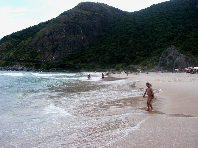 Praia Grumari