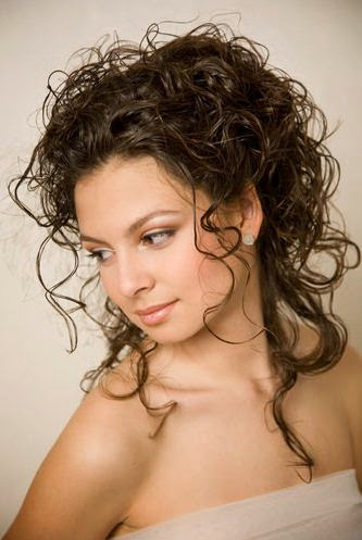 Brilliant 30 Best Curly Hairstyles For Girls And Women In 2014 Be With Style Hairstyles For Men Maxibearus