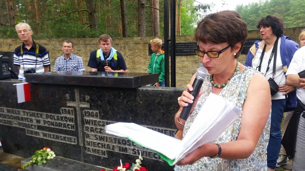 Ponary na Litwie i Troki, 4 lipca 2016 - IMG-20160703-WA0005.jpg