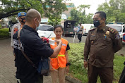 Kasi Trantib Kecamatan Serpong: Jangan Anggap Remeh Wabah Covid-19
