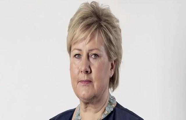 नॉर्वे: प्रधानमंत्री एर्ना सोलबर्ग ने कोविड-19 नियमों को तोड़ा, पुलिस ने ठोका इतना जुर्माना