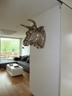 Unsere Wohnzimmer-Kuh