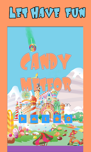 Candy Meteor
