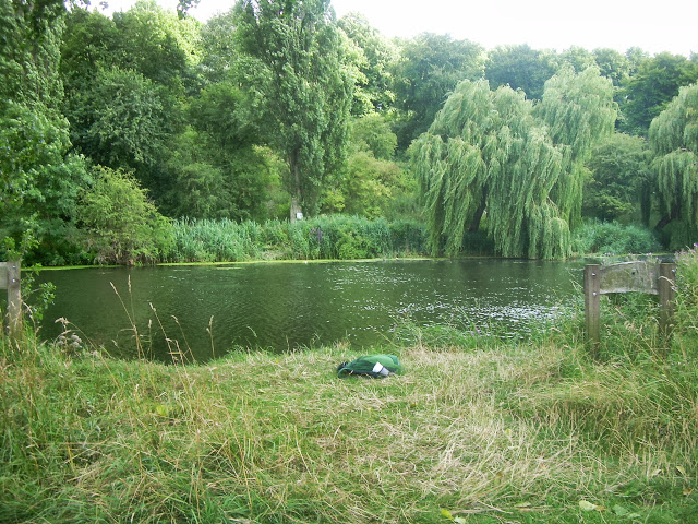 By the River Great Ouse, a wild camp for 2015?