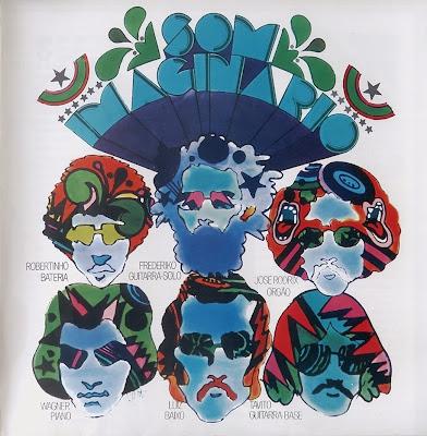 Som Imaginário ~ 1970 ~ Som Imaginário