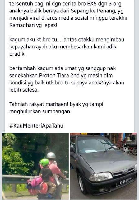 Rakyat Malaysia Baik Hati