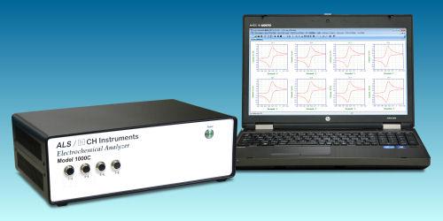 ALS1000Cシリーズ 8ch電気化学アナライザー