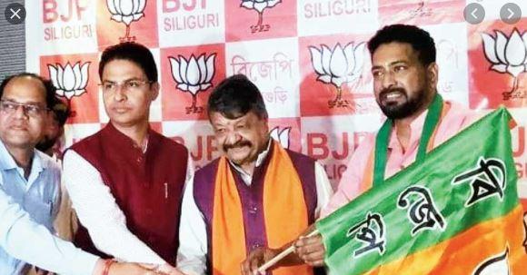 CPM leaders joins BJP | ಸಿಪಿಎಂ ಯುವ ನಾಯಕ ಶಂಕರ್ ಘೋಷ್ ಬಿಜೆಪಿ ಸೇರ್ಪಡೆ: ಎಡರಂಗಕ್ಕೆ ಹಿನ್ನಡೆ