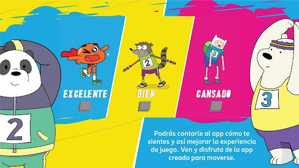 Carrera Cartoon 2 Gratis