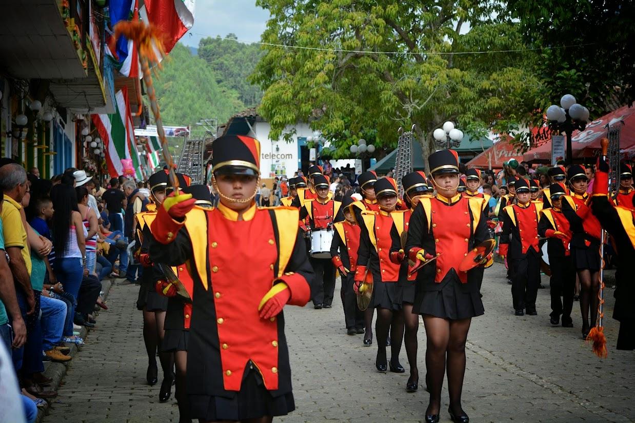 Desfile de Bandas 2015