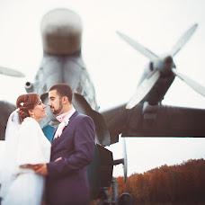 Wedding photographer Vladimir Rachinskiy (vrach). Photo of 23.09.2014