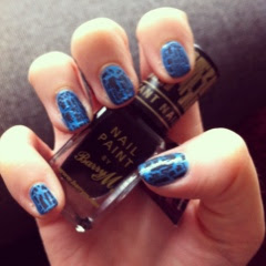Barry M nail effects crackle