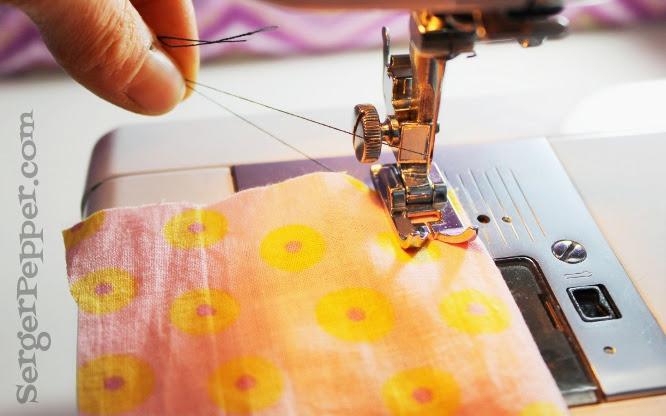 40 Top Beginner's Sewing Tips Sew Basic Series Serger Pepper Enchanting Sewing Machine Tips