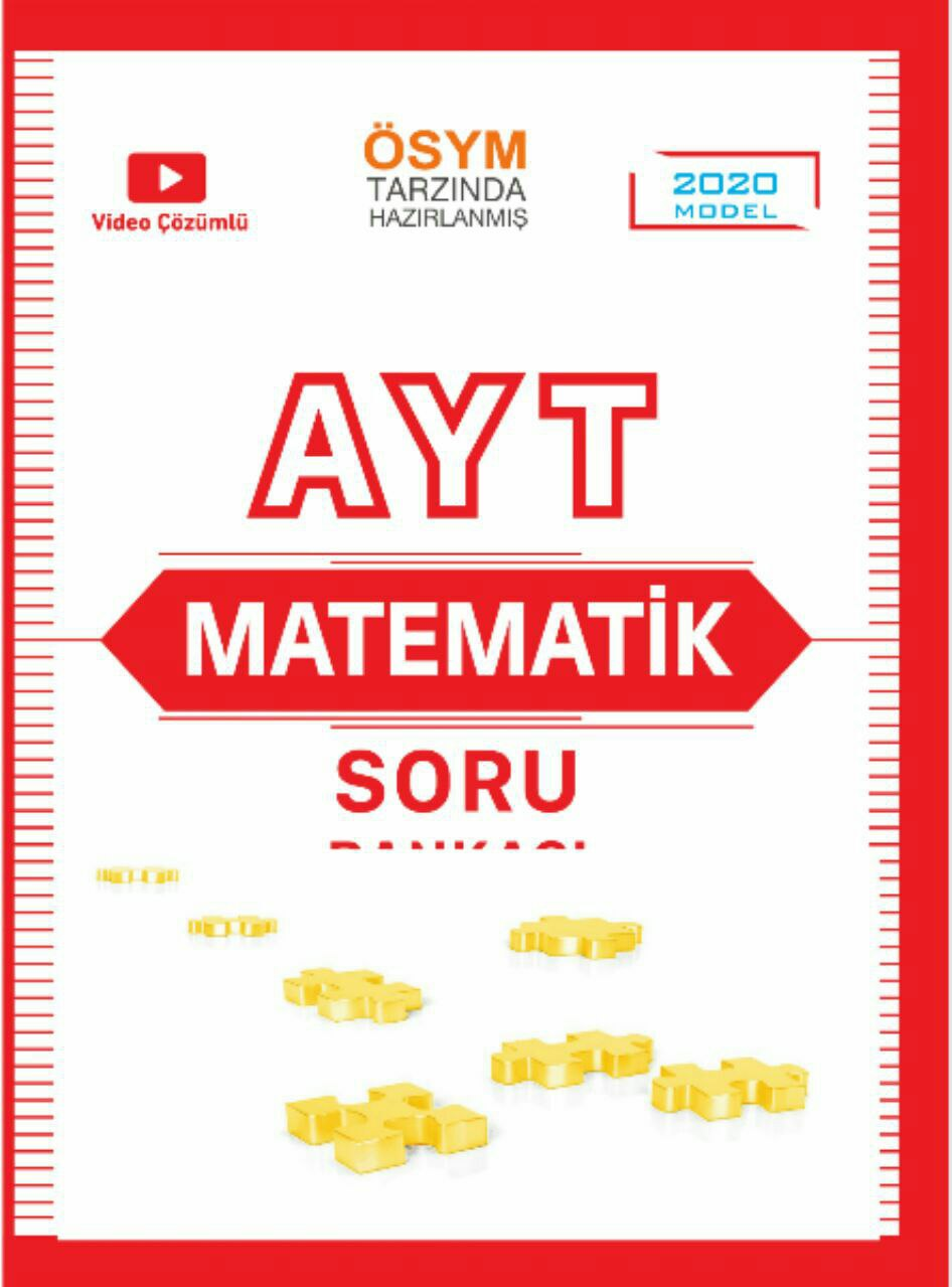 345 Yayınları AYT Matematik Soru Bankası
