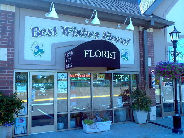 Flower Shop Golden Valley MN | Best Wishes Floral at 689 Winnetka Ave N, Golden Valley, MN