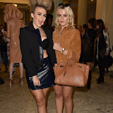 OIC - ENTSIMAGES.COM - Tallia Storm and Tessie Hartman at the  LFW s/s 2016: Sorapol - catwalk show in London 19th September 2015 Photo Mobis Photos/OIC 0203 174 1069