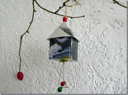 kersthuisje