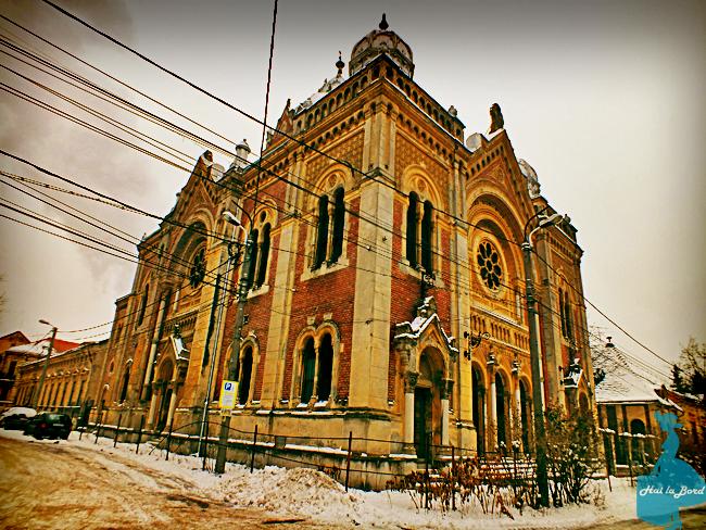 sinagoga fabric timisoara