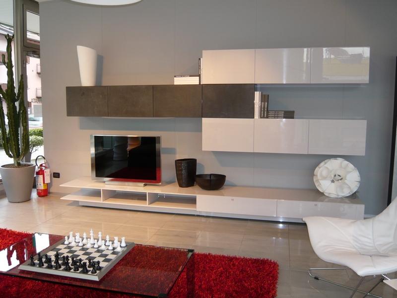 Soggiorni e salotti moderni arredo per la tua casa for Foto di sale moderne