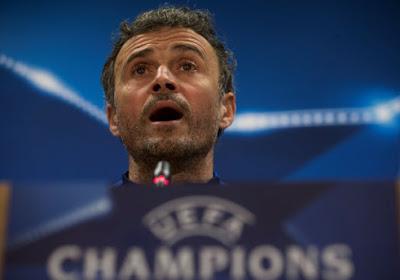 "Luis Enrique: ""Si la Juventus en met 2, nous en mettrons 6"""