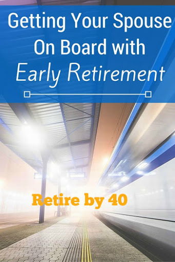 on board with early retirement