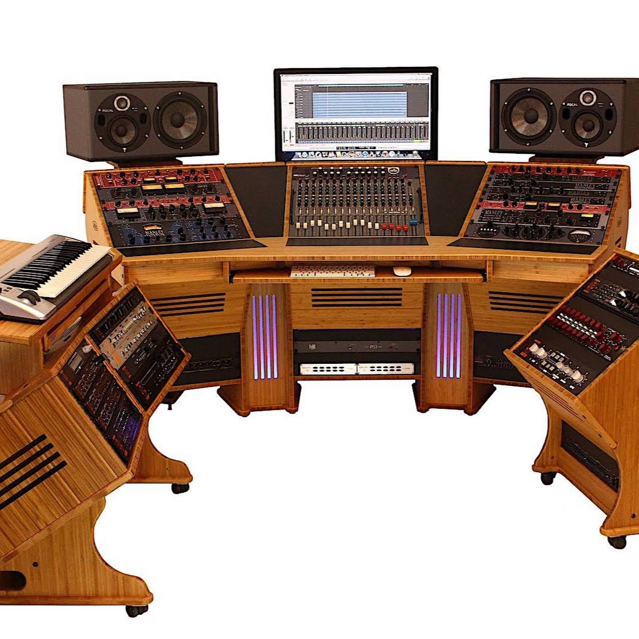 JamRacks Studio Furniture W.