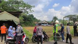 Polsek Langkaplancar Kembali Gelar Operasi Gabungan PPKM Darurat
